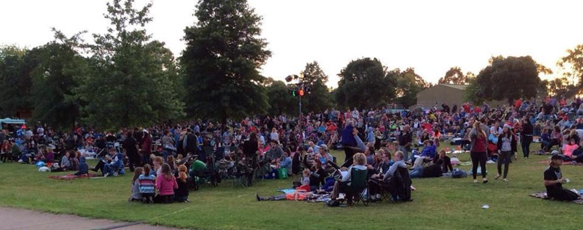 Yarra Glen Carols in the Park